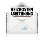 Briefumschlag Heizkosten